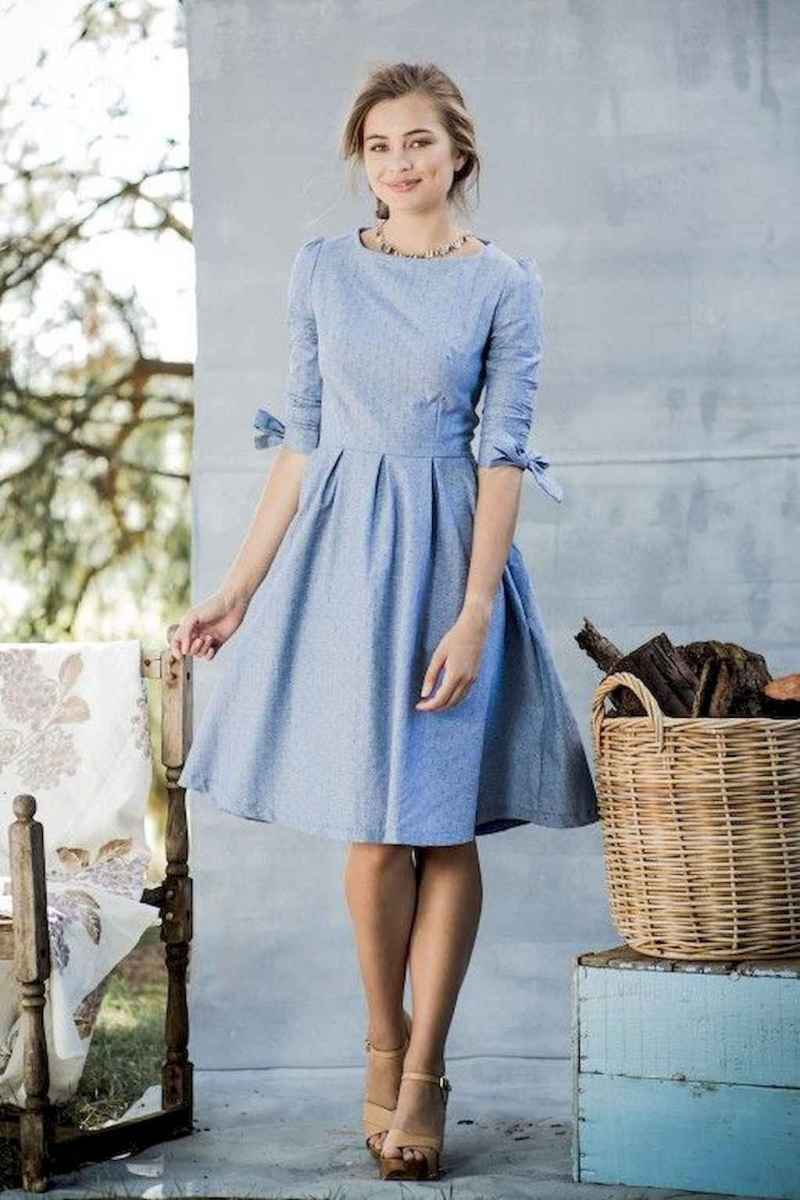 34 Beautiful Casual Dress Ideas for Women