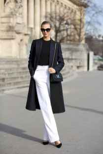 34 Summer White Linen Pants Outfit for Women