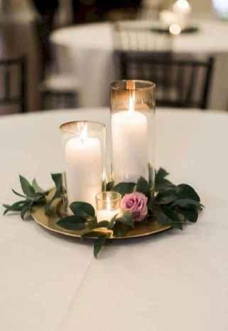39 Beautiful Simple Winter Wedding Centerpieces Decor Ideas