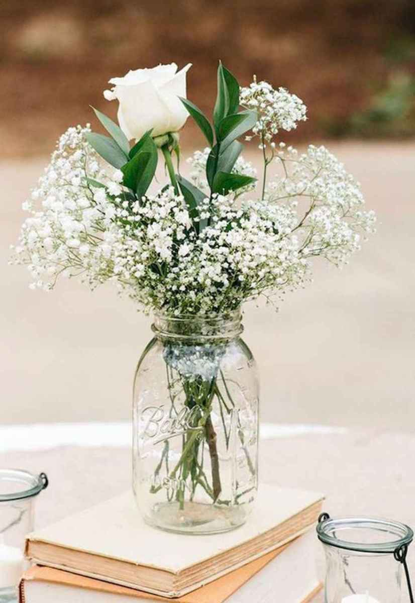 41 Simple and Easy Wedding Centerpiece Ideas