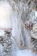 42 Beautiful Simple Winter Wedding Centerpieces Decor Ideas