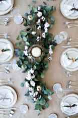 43 Beautiful Simple Winter Wedding Centerpieces Decor Ideas