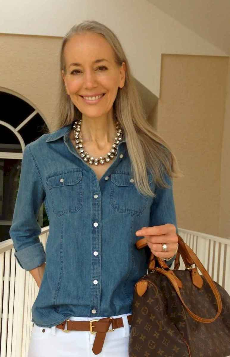 44 Best Stylish Outfits for Women over 50