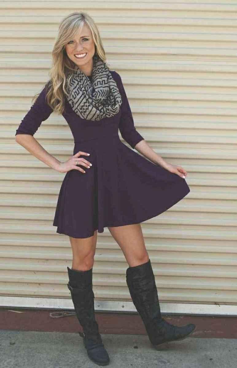 46 Beautiful Casual Dress Ideas for Women