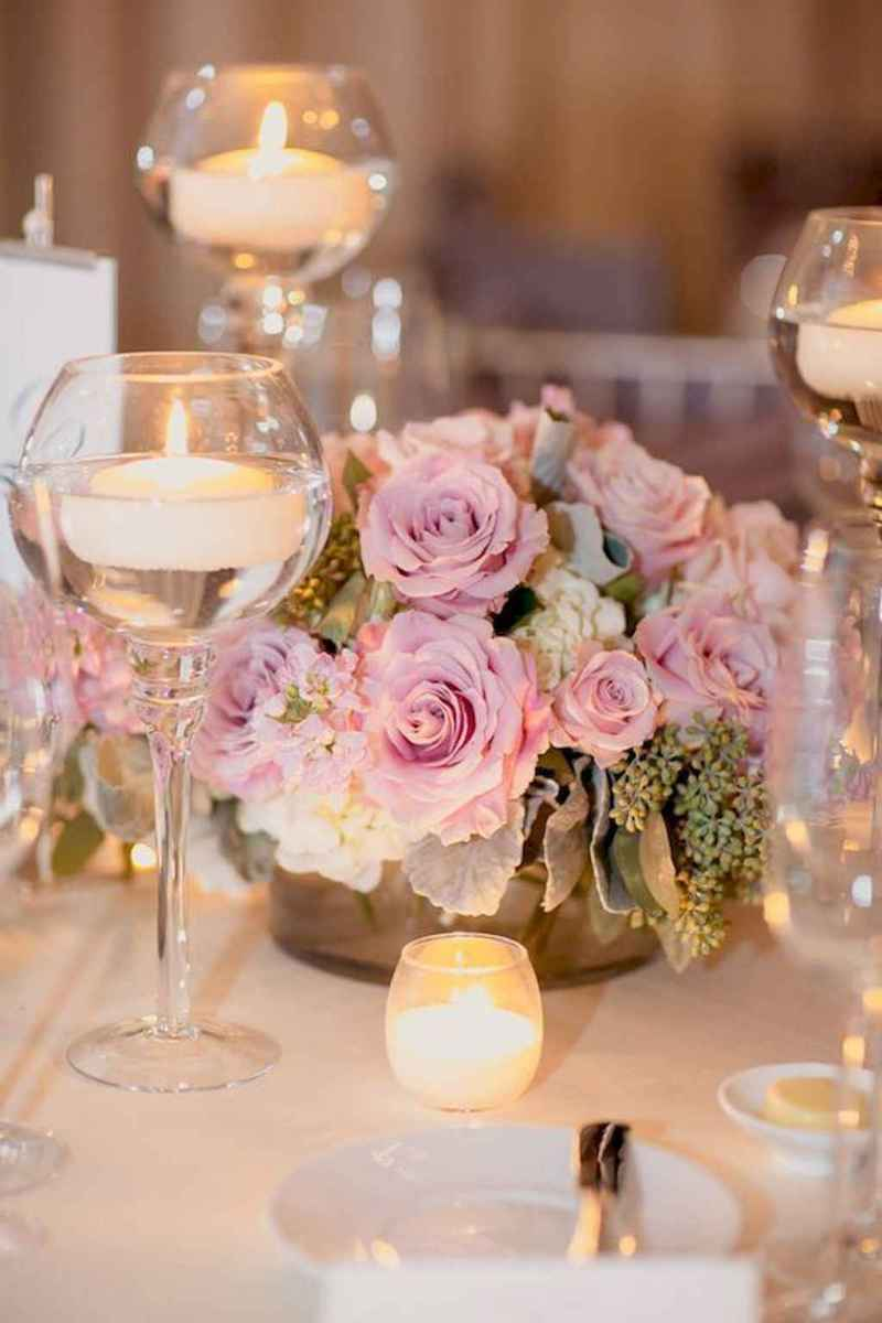47 Simple and Easy Wedding Centerpiece Ideas