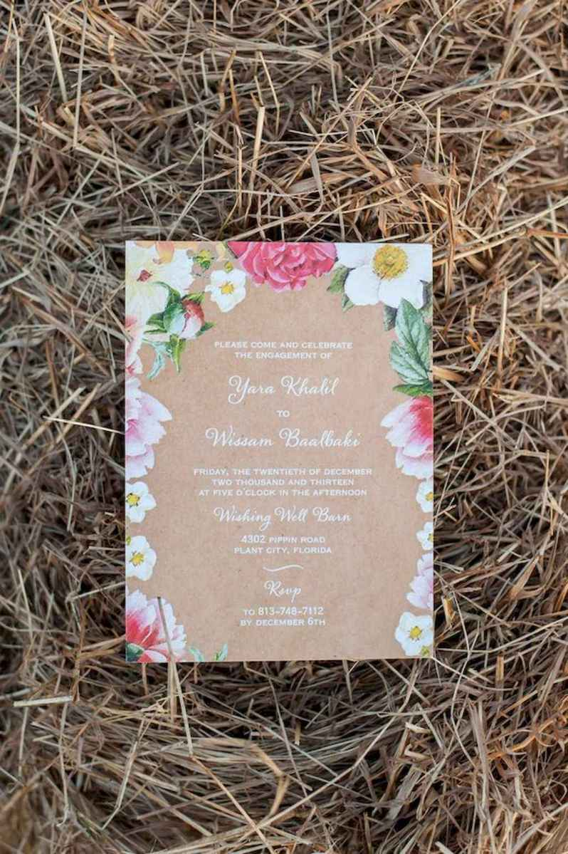 48 Inexpensive Engagement Party Invitations Ideas