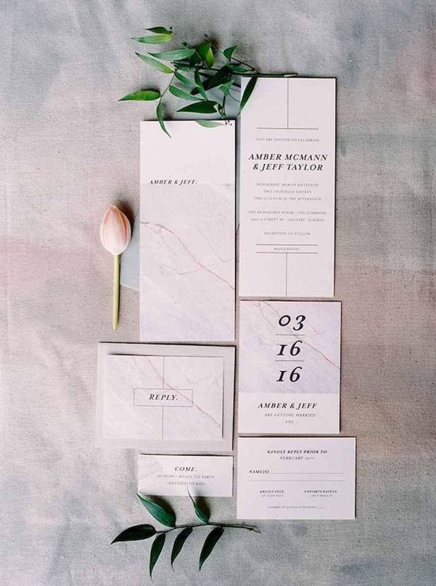 56 Simple Inexpensive Wedding Invitations Ideas