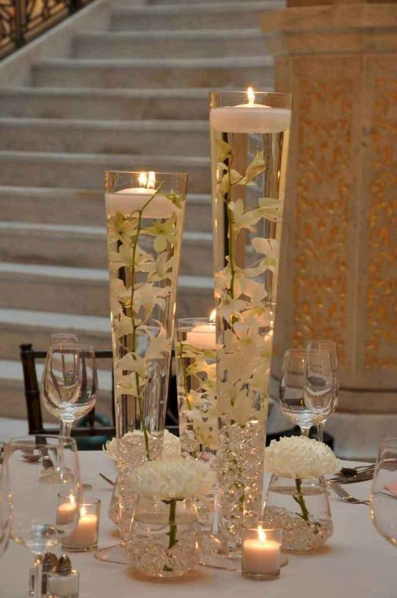 59 Simple and Easy Wedding Centerpiece Ideas