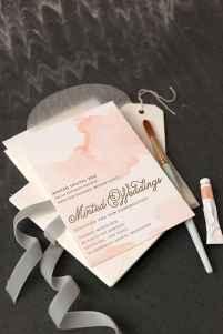 61 Simple Inexpensive Wedding Invitations Ideas