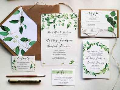 62 Elegant Christmas Wedding Invitations Ideas
