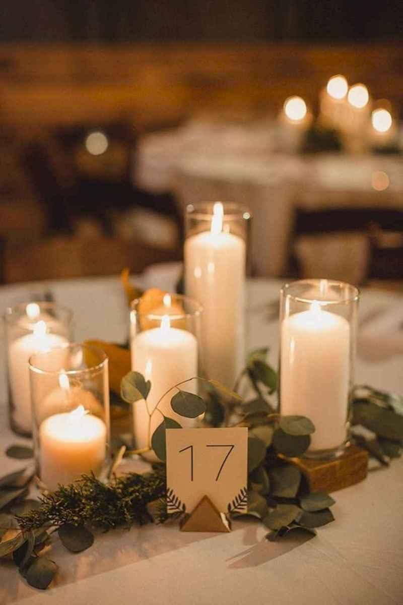 62 Simple and Easy Wedding Centerpiece Ideas