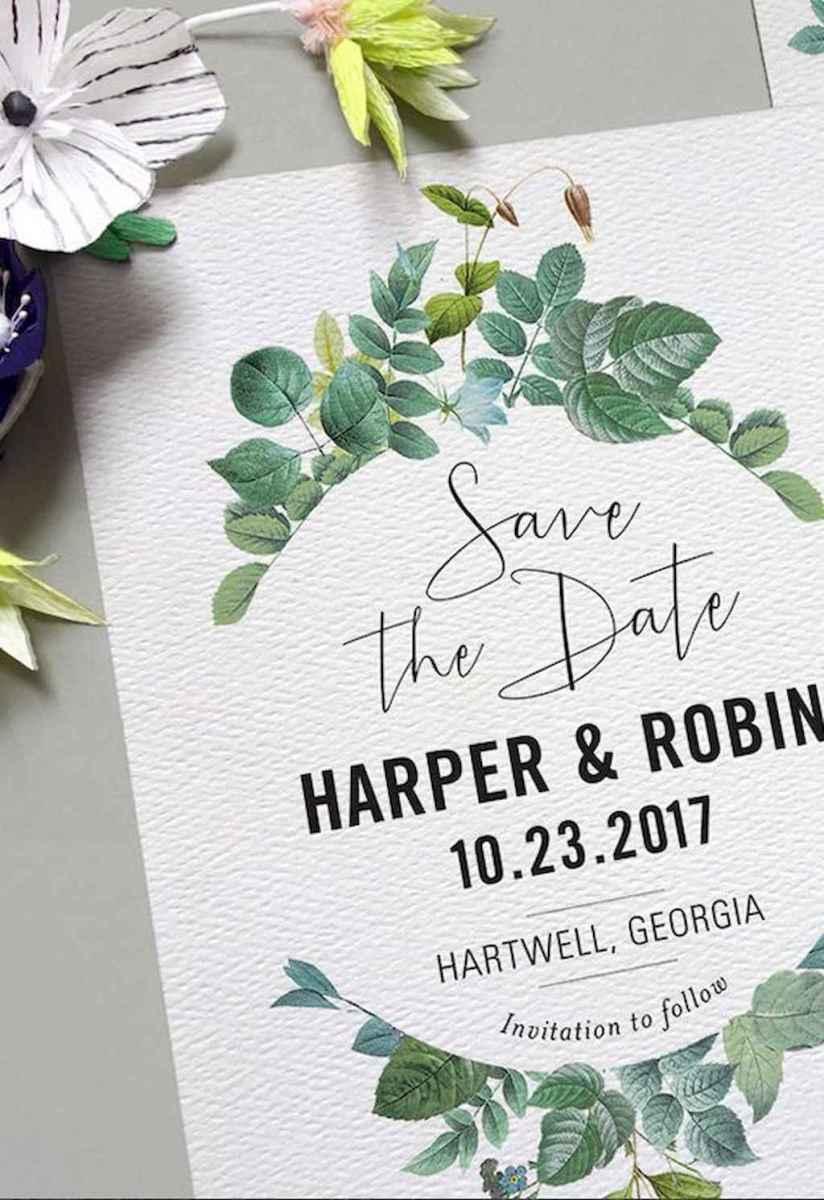 63 Simple Inexpensive Wedding Invitations Ideas
