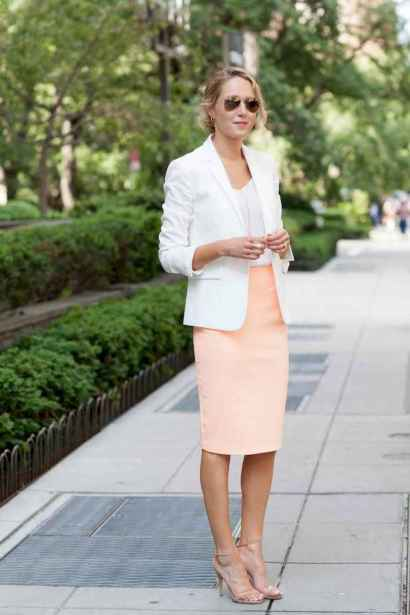 65 Affordable Work Outfits for Summer to Try this Year