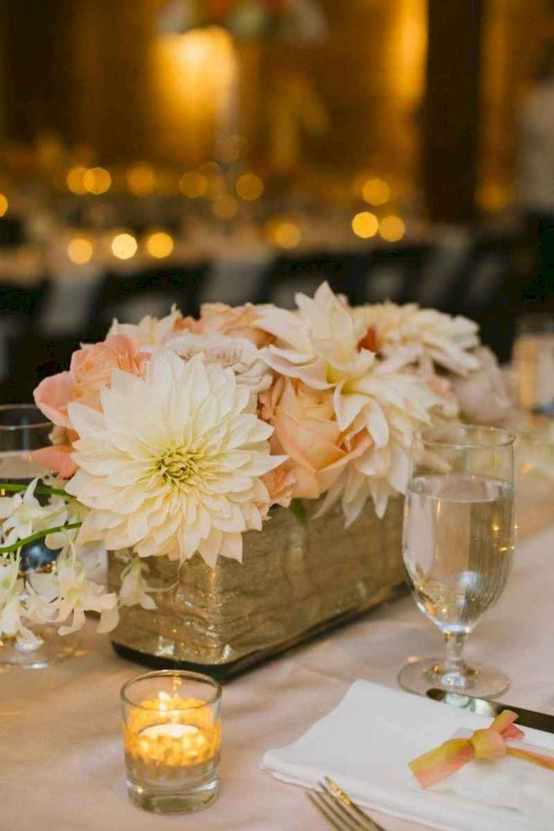 66 Simple and Easy Wedding Centerpiece Ideas