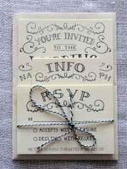 68 Simple Inexpensive Wedding Invitations Ideas