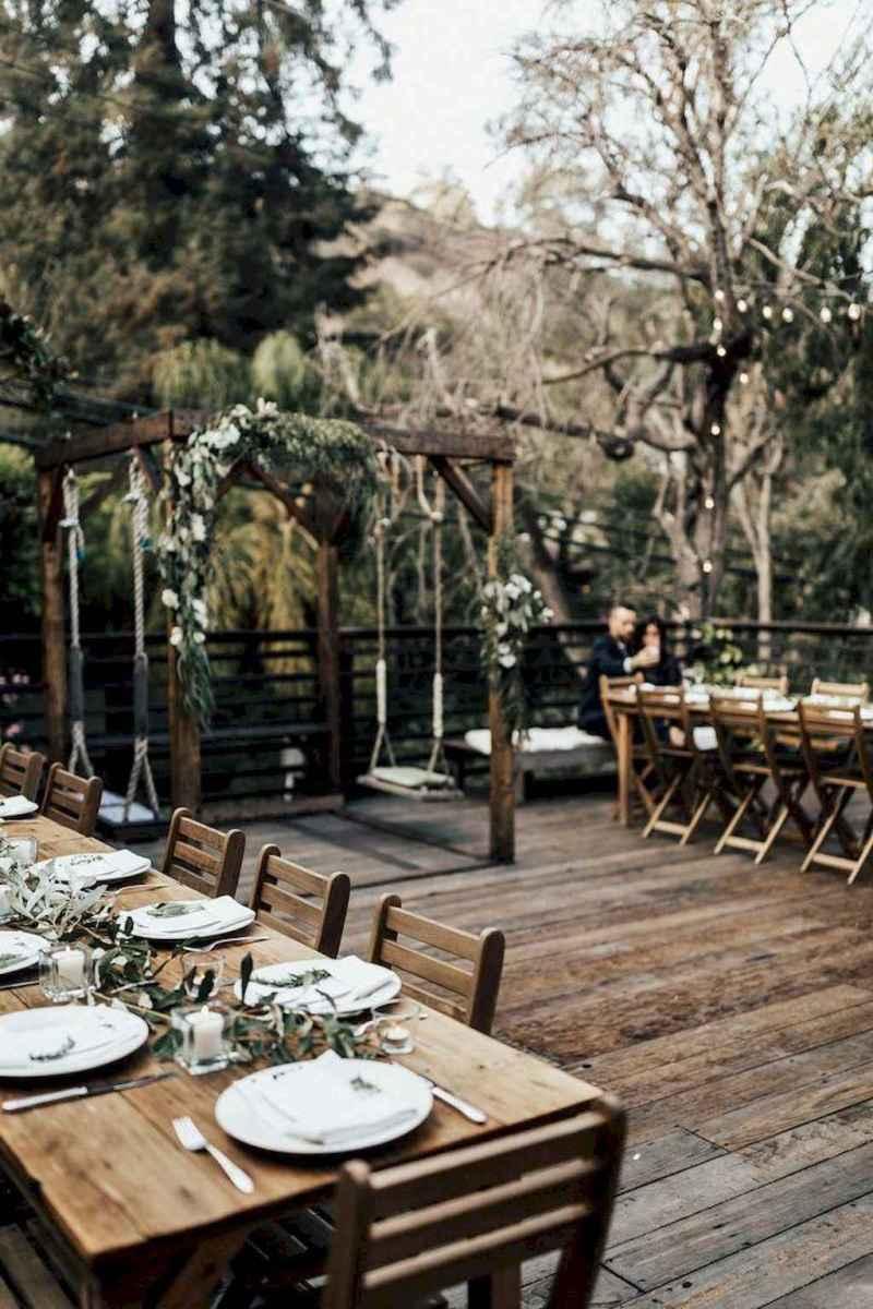 83 Romantic Tropical Wedding Ideas Reception Centerpiece