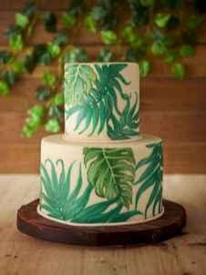 93 Romantic Tropical Wedding Ideas Reception Centerpiece
