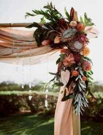 98 Romantic Tropical Wedding Ideas Reception Centerpiece