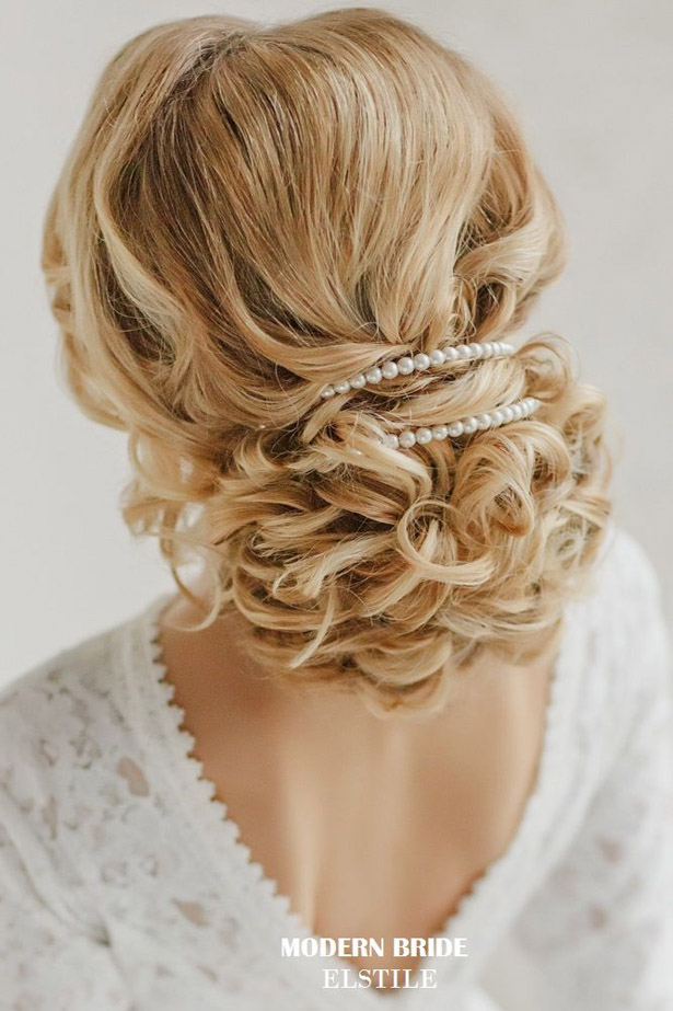 Gorgeous Wedding Hairstyles And Makeup Ideas Belle The