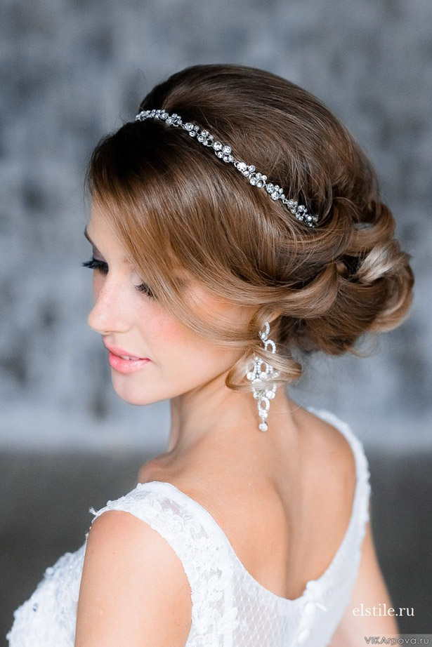 Classic Wedding Hairstyle