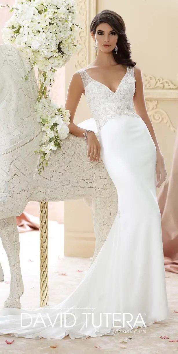 62991497373 David Tutera For Mon Cheri Fall 2015 Bridal Collection - crazyforus