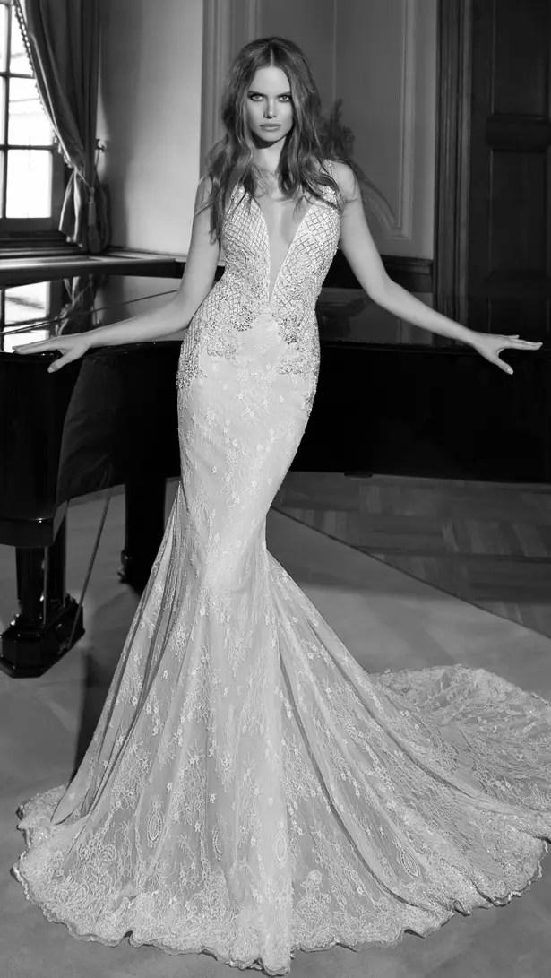 Wedding Dresses By Berta Bridal Fall 2015 - crazyforus