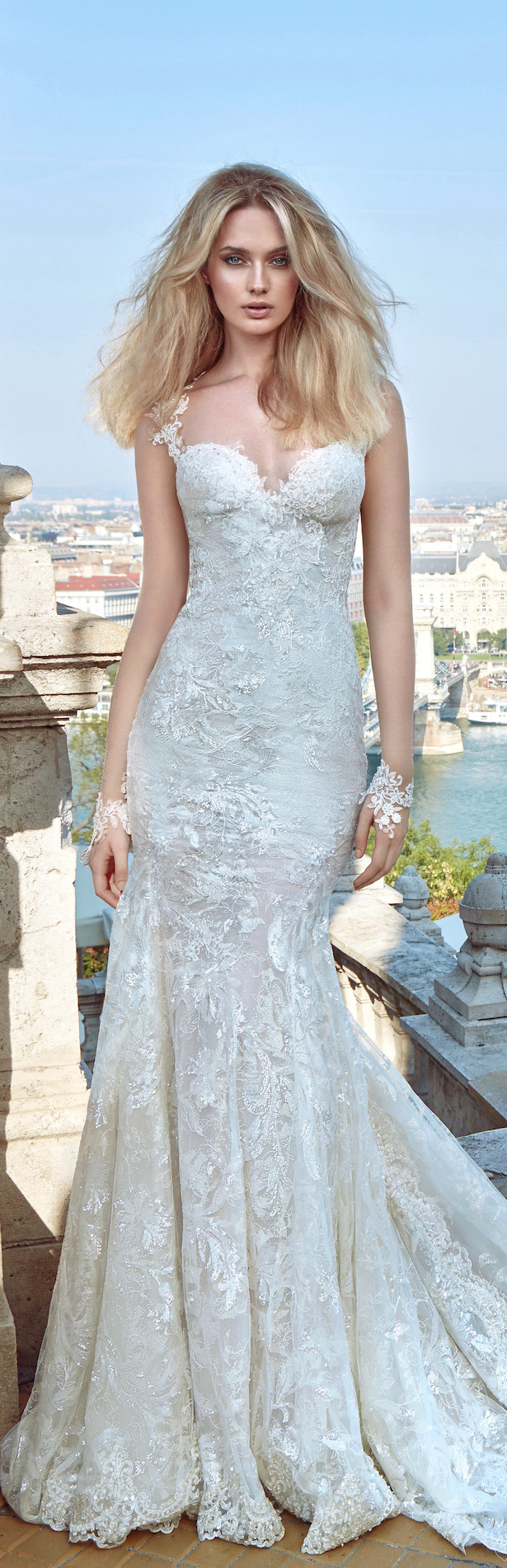 b62177cdd Galia Lahav Fall 2016 Ivory Tower Collection