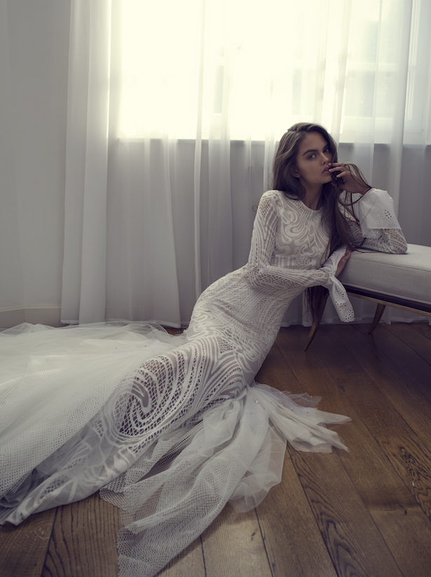 Zahavit Tshuba 2016 Bridal Collection : Mix and Match