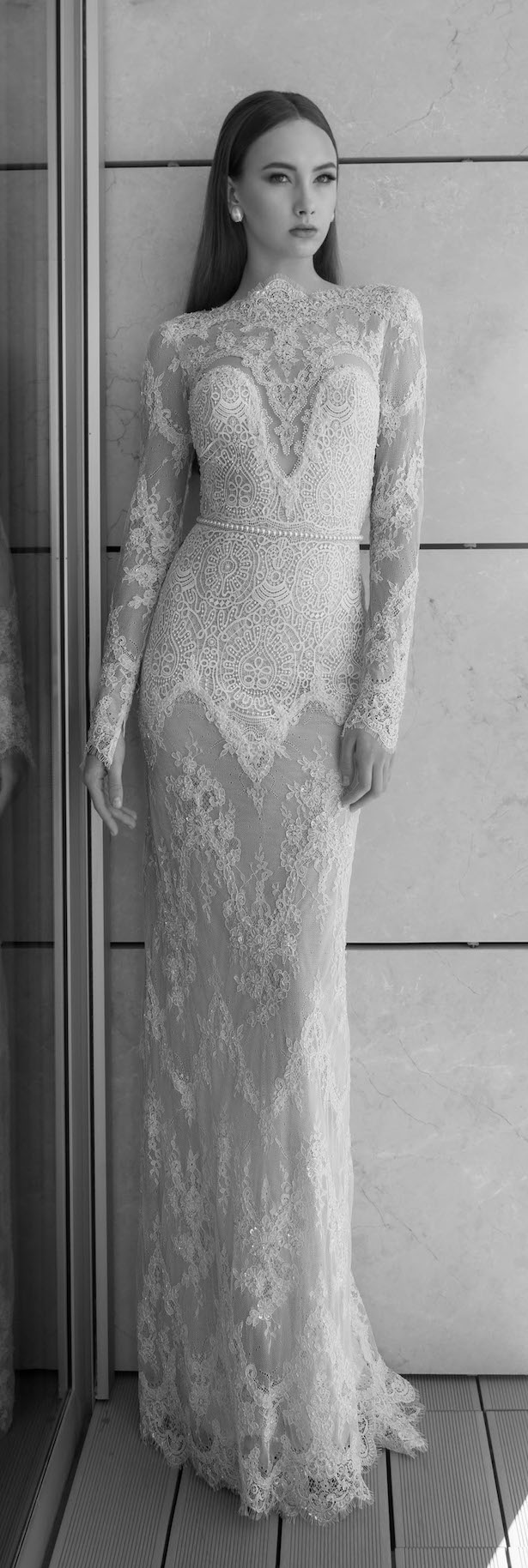Dany Mizrachi 2016 Wedding Dress