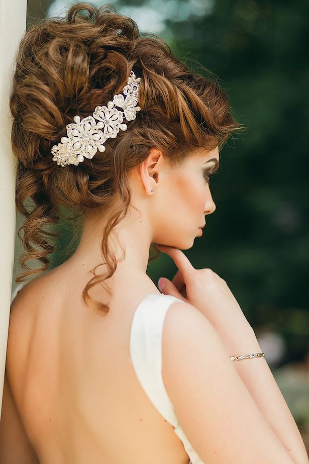 20 Gorgeous Wedding Hairstyles Belle The Magazine