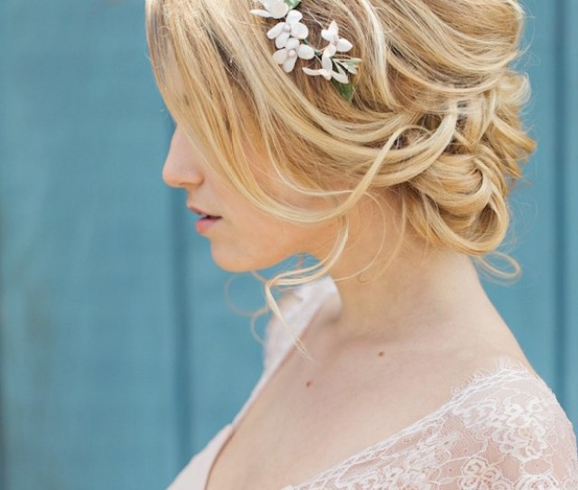 Wedding Hair Photography Clean Plate Picture
