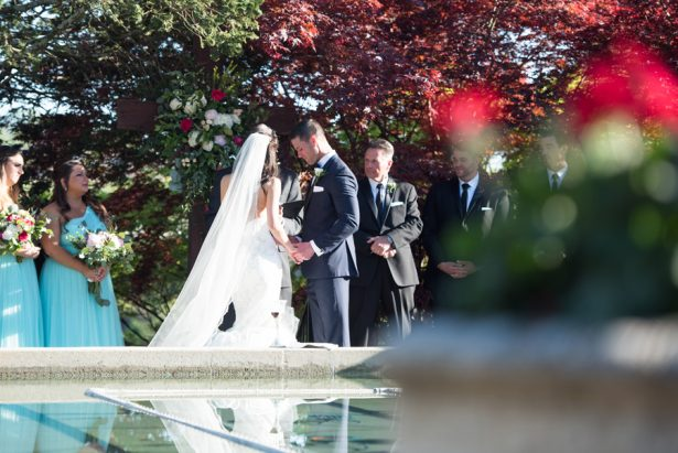 A Romantic Garden Wedding With A Touch Of Fairytale Magic
