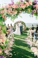 Beautiful Garden Wedding - Donna Lams Photo