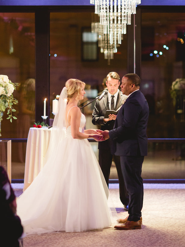 Subtle Elegance And Bright Colors For A City Chic Wedding