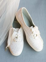 Keds wedding shoes - Photography: Rochelle Louise