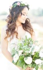 Bohemian bride - Janita Mestre Photography