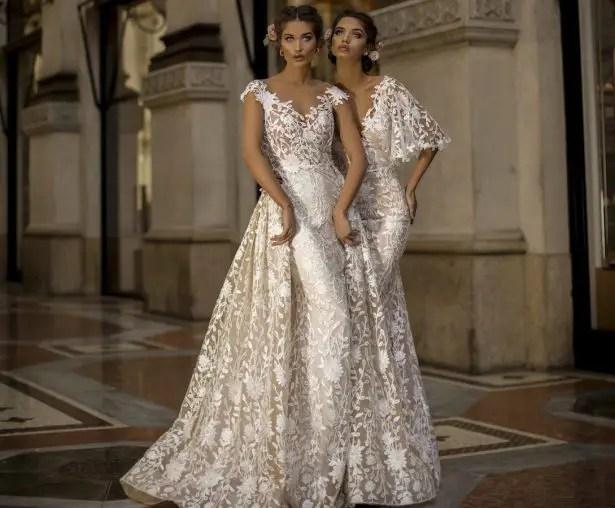 Tarik Ediz Wedding Dresses 2019