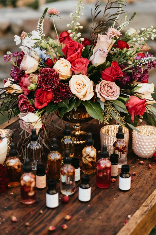 Modern Romance Meets Rustic Fall Vibes In This Fairytale
