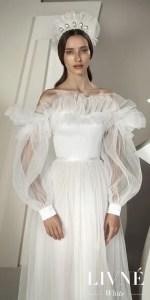 Alon Livene White Wedding Dresses Spring 2020 - Reverie Collection
