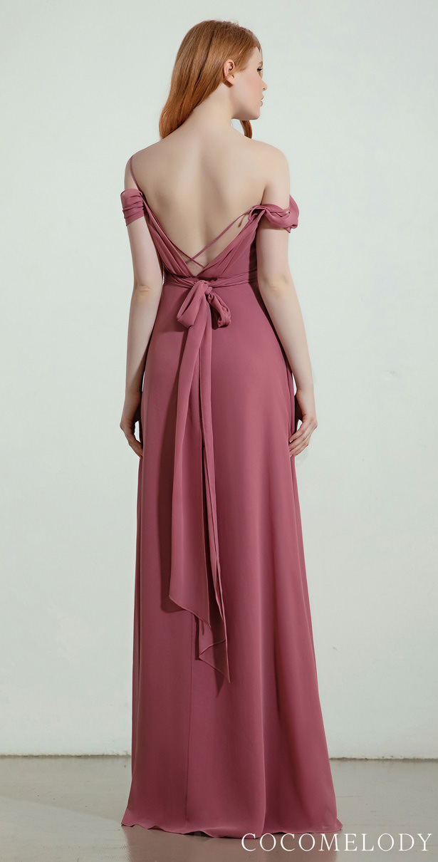 Arquitectural Bridesmaid Dress Trends by Cocomelody 2020 - LAYLA