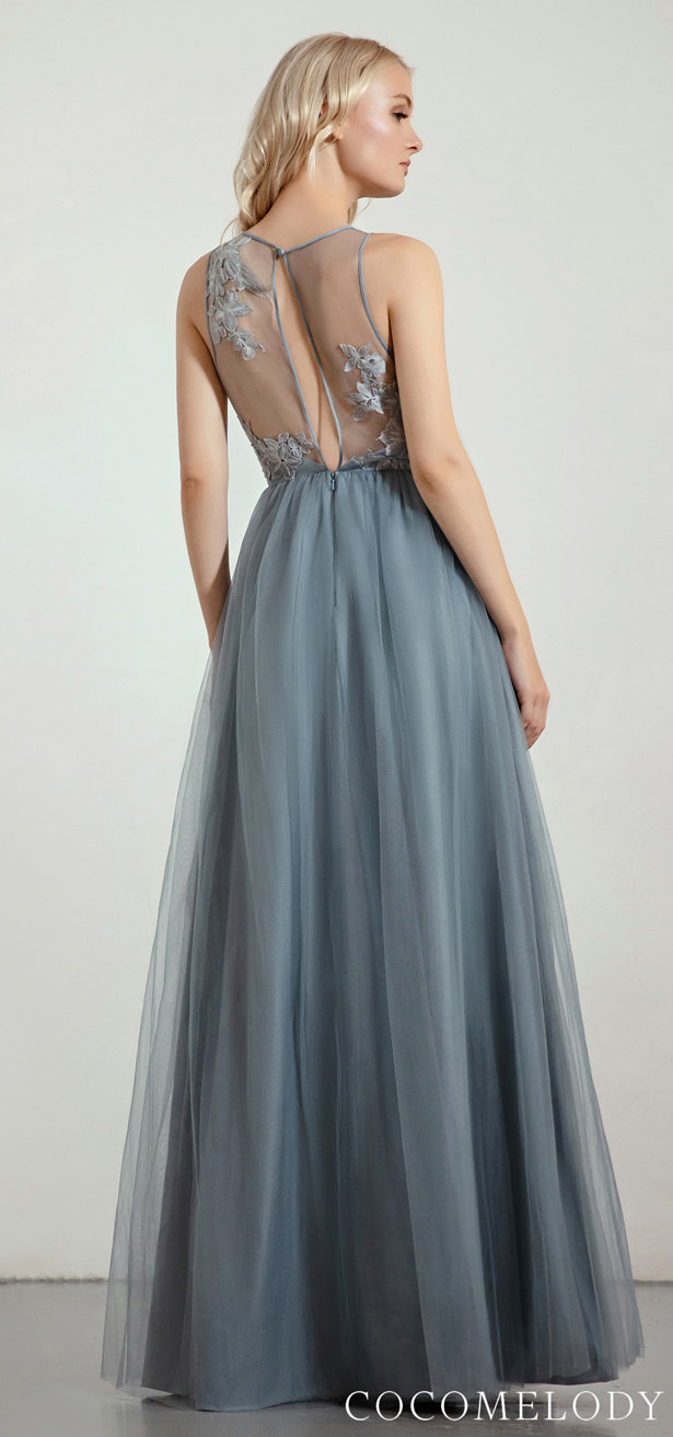Lace Bridesmaid Dress Trends by Cocomelody 2020 - Lace Bridesmaid Dress Trends by Cocomelody 2020 - AMELIA