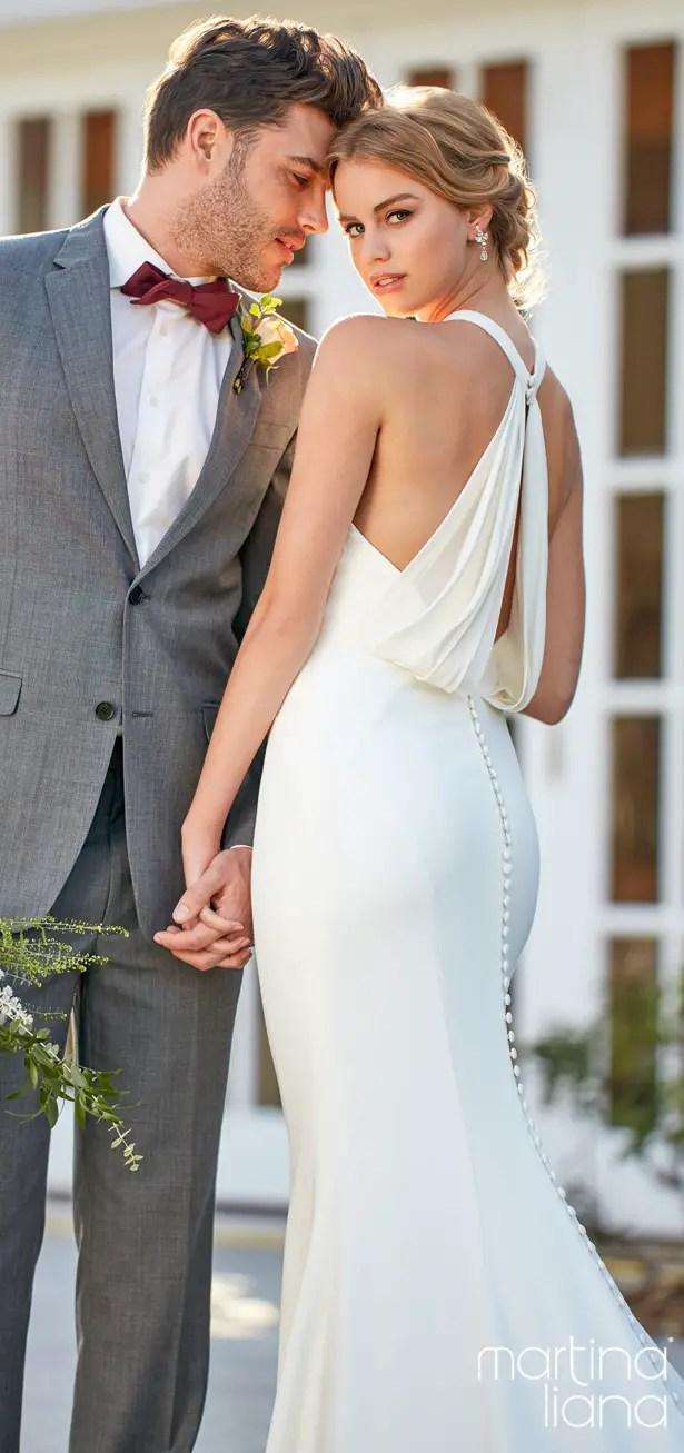 "Martina Liana Spring 2020 Wedding Dresses - 1163 ""width ="" 615 ""height ="" 1307 ""data-pin-description ="" Make a Statement with Martina Liana's Latest Collection: ""A Statement of Love"" | Martina Liana Spring 2020 Wedding Dresses - 1163 | Simple Modest mermaid wedding dress with neckline inspired by Meghan Markle #weddingdress #weddingdresses #bridalgown #bridal #bridalgowns #weddinggown #bridetobe #weddings #bride #dreamdress #bridalcollection #bridaldress #dress See more gorgeous dresses by clicking on the photo ""data-pin-id ="" 21673641944098538 ""srcset ="" https://bellethemagazine.com/wp-content/uploads/2019/05/Martina-Liana-Spring-2020-Wedding-Dresses-1163A1-Martina-Liana. jpg 615w, https://bellethemagazine.com/wp-content/uploads/2019/05/Martina-Liana-Spring-2020-Wedding-Dresses-1163A1-Martina-Liana-300x638.jpg 300w ""sizes ="" (max- width: 615px) 100vw, 615px ""data-jpibfi-post-excerpt ="" ""data-jpibfi-post-url ="" https://bellethemagazine.com/2019/06/martina-liana-wedding-dresses-2020-a -statement-of-love.html ""data-jpibfi-post-title ="" Make a Statement with Martina Liana's Latest Collection: ""A Statement of Love"" ""/></a data-recalc-dims="
