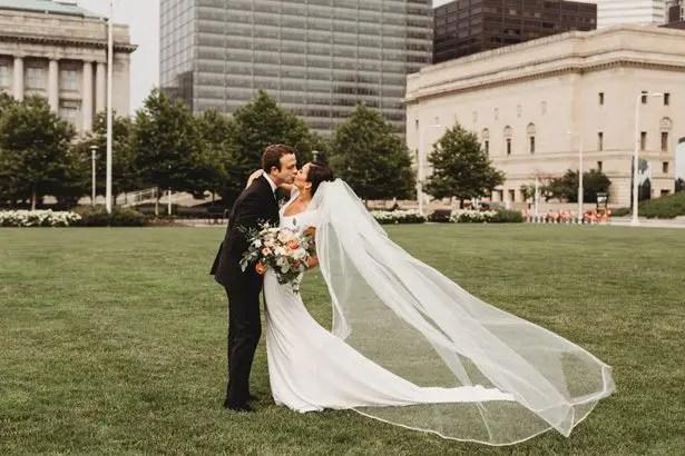 Foodie Romance: Napa Inspired Elegant Wedding