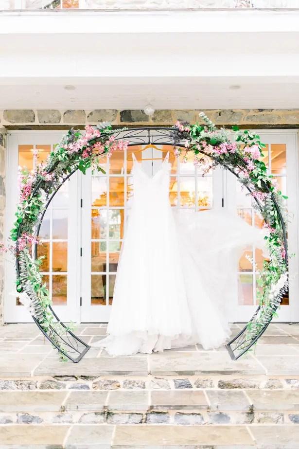 Wedding dress - Mallory McClure Photography