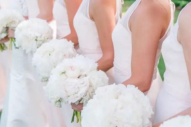 A Classic Blush Wedding Full of French Elegance