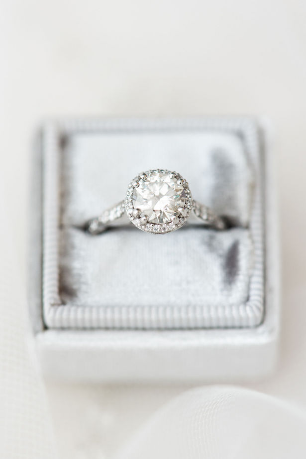Engagement ring - Lynne Reznick Photography