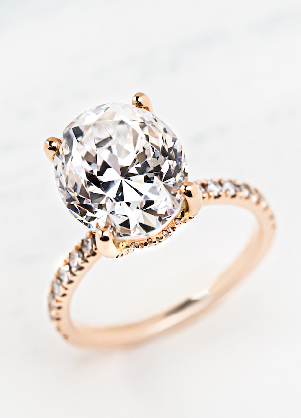 MiaDonna Ethical Engagement Rings with Lab-grown Diamonds - Adelaide