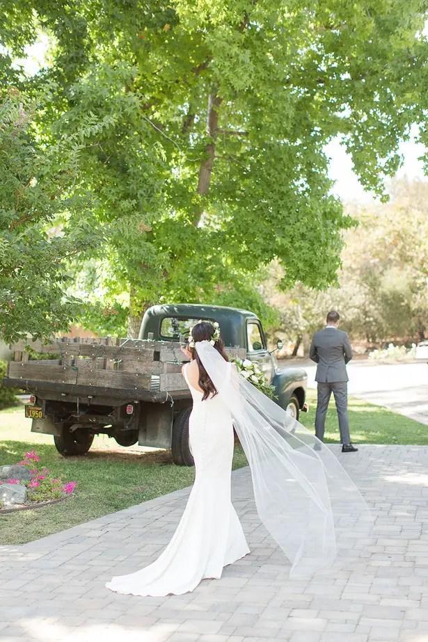 spring outdoor boho wedding - Theresa Bridget Photography