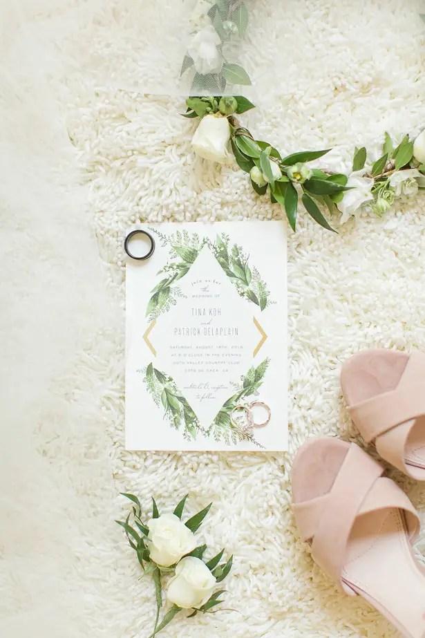 boho wedding shoes - Theresa Bridget Photography