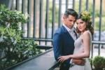 Romantic wedding photo - George Pahountis Photographer